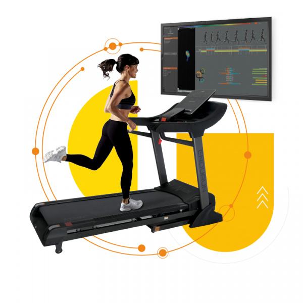Run Time 120 - Cinta de correr con sensores