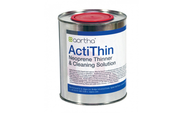Aortha Actithin - Disolvente
